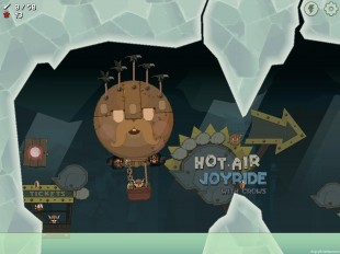 Icebreaker Under Dwell Level 7C Hot Air Joyride