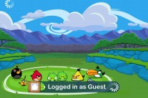 Angry Birds Friends v110 Guest Login