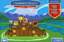 Angry Birds Friends v110 Guest Trophies