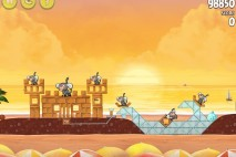 Angry Birds Rio Cherry #8 Walkthrough Level GB-18