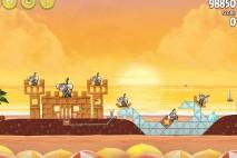 Angry Birds Rio Cherry #8 Walkthrough Level GB-18