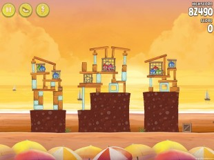 Angry Birds Rio Cherry #9 Walkthrough Level GB-19
