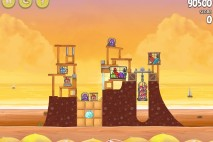 Angry Birds Rio Cherry #12 Walkthrough Level GB-24