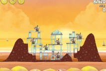 Angry Birds Rio Golden Beachball Walkthrough Level #26