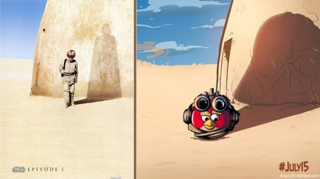 Brand New Angry Birds Stars Wars Prequel Game To Be Announced Monday Angrybirdsnest