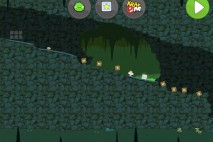 Bad Piggies Rise and Swine Bonus Level 2-V Walkthrough
