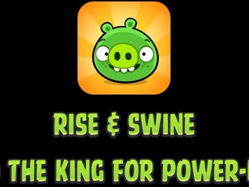 Bad Piggies Rise and Swine Power Ups Teaser