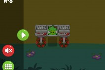 Bad Piggies Road Hogs Level R-8 Walkthrough