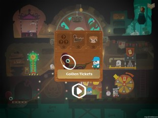 Tiny Thief Rattling Bones Level 6-4 Golden Tickets