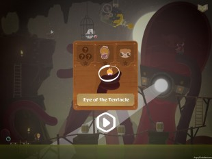 Tiny Thief Rattling Bones Level 6-5 Eye of the Tentacle