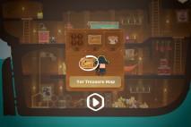 Tiny Thief The Cursed Treasure Level 4-3 Yer Treasure Map
