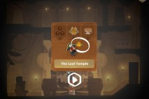Tiny Thief The Cursed Treasure Level 4-5 The Lost Temple