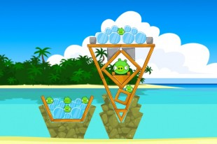 Angry Birds Friends Tournament Level 3 Week 64 – August 5th 2013