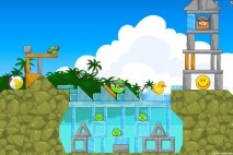 Angry Birds Friends Tournament Level 5 Week 64 – August 5th 2013