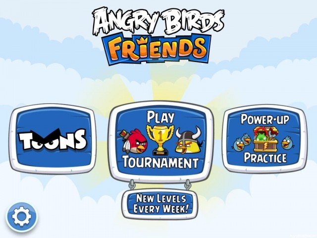 Angry Birds Friends v120 Select Toons