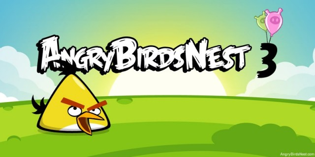 Angry Birds Nest 3 Year Anniversary Featured Image