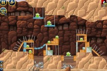 Angry Birds Star Wars Facebook Tournament Level 1 Week 62 – February 17th 2014