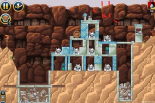 Angry Birds Star Wars Facebook Tournament Level 4 Week 62 – February 20th 2014