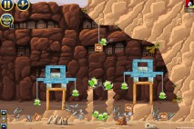 Angry Birds Star Wars Facebook Tournament Level 5 Week 62 – February 21st 2014