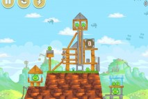 Angry Birds Free 3 Star Walkthrough Level 24-3
