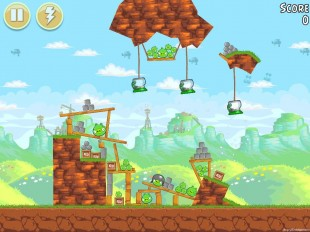 Angry Birds Golden Egg #29 Walkthrough
