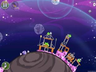 Space Eagle Walkthrough Cosmic Crystals Level 7-14