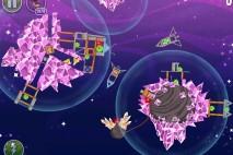 Space Eagle Walkthrough Cosmic Crystals Level 7-20