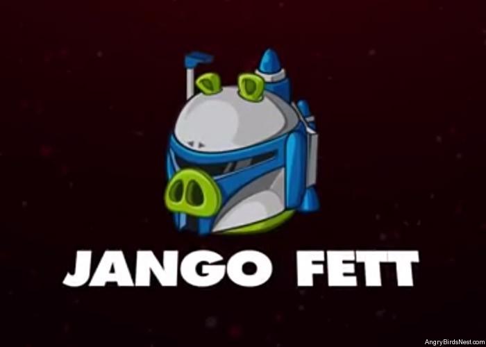 Angry Birds Star Wars 2 Characters Stormtrooper Jango