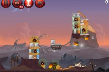 Angry Birds Star Wars 2 Escape to Tatooine Level P2-10 Walkthrough