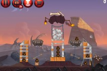 Angry Birds Star Wars 2 Escape to Tatooine Level P2-11 Walkthrough