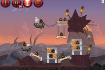 Angry Birds Star Wars 2 Escape to Tatooine Level P2-14 Walkthrough