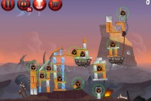 Angry Birds Star Wars 2 Escape to Tatooine Level P2-15 Walkthrough