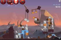 Angry Birds Star Wars 2 Escape to Tatooine Level P2-16 Walkthrough
