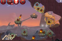 Angry Birds Star Wars 2 Escape to Tatooine Level P2-18 Walkthrough