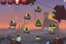 Angry Birds Star Wars 2 Escape to Tatooine Level P2-19 Walkthrough