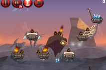 Angry Birds Star Wars 2 Escape to Tatooine Level P2-S1 Walkthrough