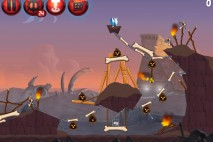 Angry Birds Star Wars 2 Escape to Tatooine Level P2-S2 Walkthrough