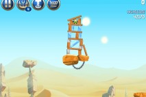 Angry Birds Star Wars 2 Escape to Tatooine Level B2-1 Walkthrough