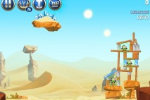 Angry Birds Star Wars 2 Escape to Tatooine Level B2-2 Walkthrough