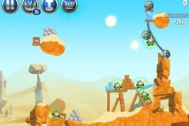 Angry Birds Star Wars 2 Escape to Tatooine Level B2-4 Walkthrough