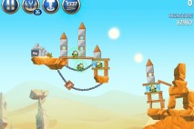 Angry Birds Star Wars 2 Escape to Tatooine Level B2-5 Walkthrough
