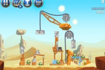 Angry Birds Star Wars 2 Escape to Tatooine Level B2-8 Walkthrough