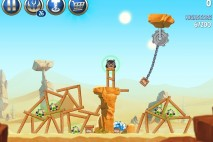 Angry Birds Star Wars 2 Escape to Tatooine Level B2-9 Walkthrough