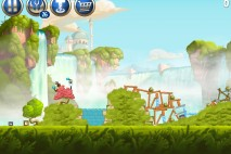 Angry Birds Star Wars 2 Naboo Invasion Level B1-10 Walkthrough