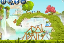Angry Birds Star Wars 2 Naboo Invasion Level B1-12 Walkthrough