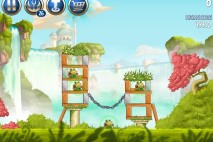 Angry Birds Star Wars 2 Naboo Invasion Level B1-3 Walkthrough