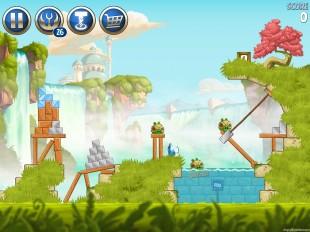 Angry Birds Star Wars 2 Naboo Invasion B1-4 Bonus Box Walkthrough