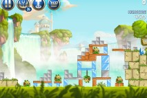 Angry Birds Star Wars 2 Naboo Invasion Level B1-5 Walkthrough