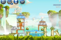 Angry Birds Star Wars 2 Naboo Invasion Level B1-6 Walkthrough