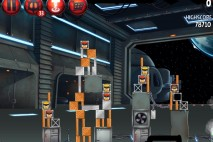 Angry Birds Star Wars 2 Naboo Invasion Level P1-10 Walkthrough